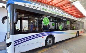 İzmir'de elektrikli otobüsler yarın yola çıkıyor