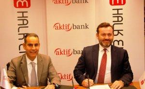Aktif Bank ve Halk Enerji güneş için ortak şirket kurdu