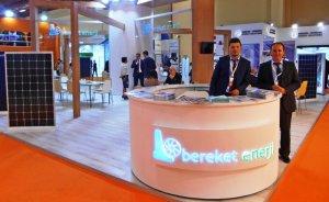 Bereket'in güneş paneli Parla Ortadoğu ve Afrika yolcusu