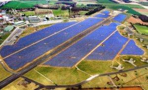 İngiltere'de 105.5 MW'lık GES şebekeye bağlandı