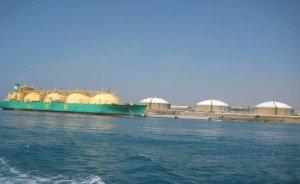 Silivri'ye 50 milyon m3'lük ek doğalgaz kapasitesi