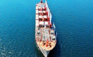 Marmaray'ın elektriği Karadeniz Holding'in yüzer gemisinden