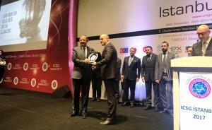 Akıllı Şehirler Kongresi'nde Enerjisa'ya ödül