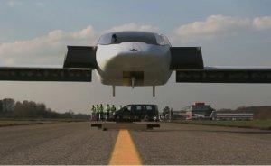 Dünyanın ilk elektrikli uçan otomobili: Lilium Jet