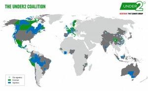 Kanada, Meksika ve İsveç iklim koalisyonuna katıldı