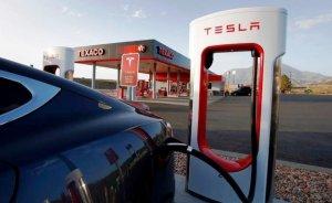 Tesla Türkiye'de 10 şarj istasyonu açacak