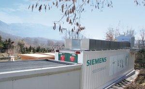 Siemens lisanssız elektriği pile sığdırdı!