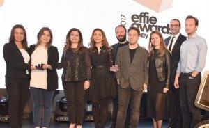 Shell & Turcas'a Effie ödülü