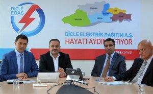 Diyarbakır'da en fazla engelli istihdamı DEDAŞ'ta