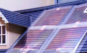 Yazıcı ile kağıt inceliğinde rulo yapılabilen güneş paneli!