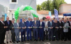 Bursa belediyesi 1200 kW'lık HES'i devreye aldı