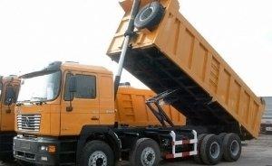 Eti Maden damperli kamyon kiralayacak