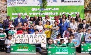 Panasonic'in enerji verimliliği yarışmasının kazananları belli oldu