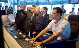 Türk Akımı açık deniz inşaatı başladı
