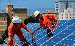 Çatı tipi güneş santralleri için yapı ruhsatı istenmeyecek