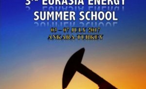 3. Avrasya Enerji Yaz Okulu başladı