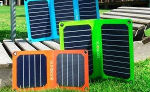 Sunbank'tan güneş enerjili şarj aletleri