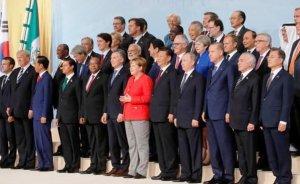 G20 liderlerinden iklim değişikliğiyle mücadeleye destek mesajı