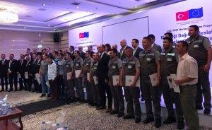 Elektrik dağıtımında 160 kişiye mesleki yeterlilik belgesi