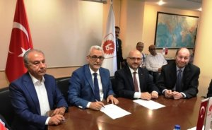 Botaş'ta yeni dönem toplu iş sözleşmesi imzalandı