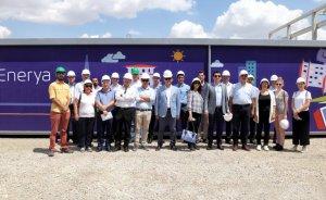 Enerya Ortaköy doğalgaz konteyneri hizmete hazır