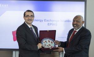 Elektrik piyasasında Sudan'la tecrübe paylaşımı