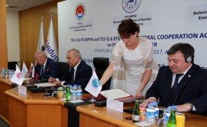 Türkiye ve Rusya sendikal nükleer işbirliği anlaşması imzaladı