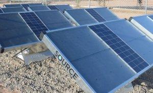 Elektrik yerine içme suyu üreten güneş panelleri üretildi