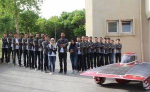 WSC güneş arabası yarışında TR'yi İTÜ temsil edecek