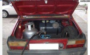 Trafiğe kayıtlı araçların yüzde 39'u LPG'li