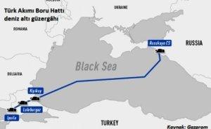 TürkAkım'ın deniz kısmı halkın görüşüne açıldı