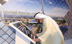 Dubai'ye 260 metrelik güneş kulesi kurulacak