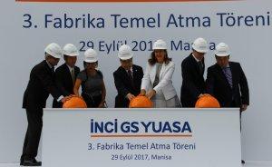 İnci GS Yuasa'dan yeni akü fabrikası