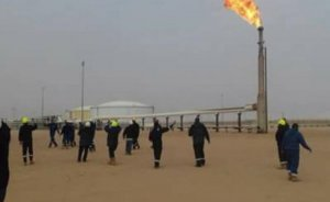 Libya'nın en büyük petrol sahası yeniden kapatıldı