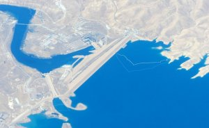 Musul Barajı, şehre elektrik vermeye başladı