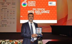 """""""Göçmen Kuşlar Ölmesin"""" projesi ÇEDAŞ'a ödül getirdi"""