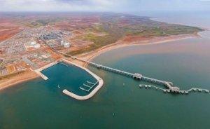 Chevron'un Wheatstone LNG tesisi üretime başladı