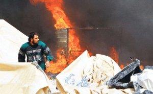 Irak Ordusu Kerkük'teki enerji kaynaklarını bırakmıyor