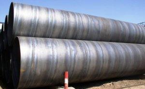 Türk Akımı denizaltı borularının yüzde 41'i döşendi