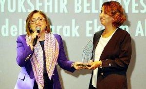 Gaziantep Biyogaz Enerji Tesisi'ne sürdürülebilirlik ödülü