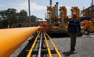 Kazakistan doğal gazı Çin'e ulaştı