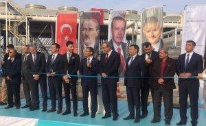 Türkerler Holding'in Alaşehir JES'i resmen açıldı