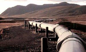 Çin yeni bir doğal gaz boru hattı açtı
