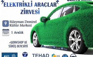 İTÜ'de Elektrikli Araçlar Zirvesi