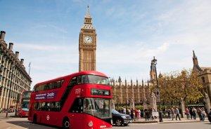 Londra'nın çift katlı otobüsleri kahve telvesiyle çalışacak