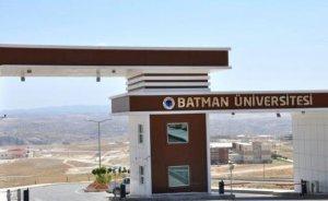 Batman Üniversitesi, elektrik ve petrol akademisyenleri alacak