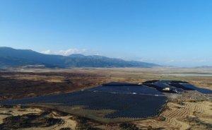 Gaziantep'teki 25 MW'lık GES elektrik üretmeye başladı