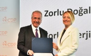 Zorlu şirketlerine CDP Türkiye İklim Liderliği Ödülü