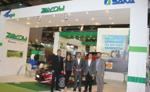Otogazda Shell ve Zavoli işbirliği