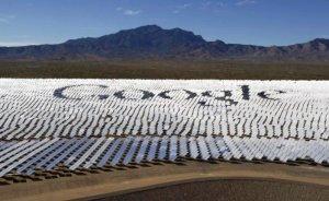 Google tamamen temiz enerji hedefine ulaştı